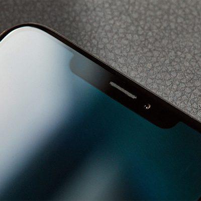 دوربین جلو آیفون XS اپل